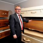 Hope and Sons managing director Michael Hope says it will be business as usual at Whitestone...