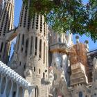 La Sagrada Familia is Barcelona's top  tourist attraction.