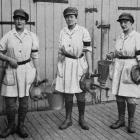 Women's work on the Royal Estate at Sandringham, where, like many other estates, work is being...