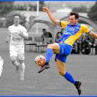 Eric Molloy top goal