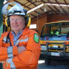 Gerard Keene says it will be an honour to receive a gold star tonight for 25 years with the...