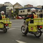 New Zealand Post is benefiting from an increase in parcel volumes. PHOTO: STEPHEN JAQUIERY