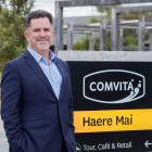 Comvita chief executive Simon Coulter. Photo: supplied.