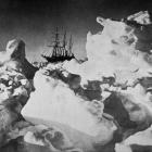 The titanic upheaval in the pack ice of the Weddell Sea which crushed the Shackleton expedition...
