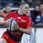 James O'Connor in action for Toulon last year. Photo Getty