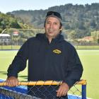 Southern Hockey regional development coach Mark Kake takes in his new surroundings at the...