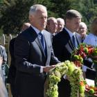 At a wreath-laying ceremony the Australian PM paid tribute to the helicopter pilot who died...