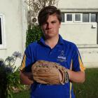 Waitaki Boys' High School softballer Josh Eastwood has been selected in the New Zealand under-17...
