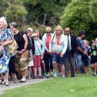 The 2017 Waitangi Day celebrations hosted by Te Runanga o Otakou at the Otakou Marae on Monday....
