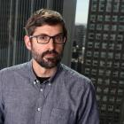 Filmaker Louis Theroux latest film is on Scientology. Photo: Reuters