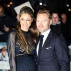Storm Keating and Ronan Keating attend the World Premiere of Another Mother's Son inb London....