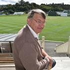 Englishman Andrew McClure added some international flavour to a sparse crowd for Otago's Plunket...