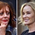"""Susan Sarandon and Jessica Lange star in """"Feud"""" a new anthology series that will focus on the..."""