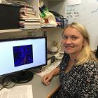 Kirsten Ward-Hartstonge co-authored a University of Otago study on bowel cancer. Photo supplied.