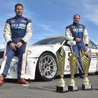 Arron (left) and Stu Black won the New Zealand Endurance Championship's class 3-4 in their ex...