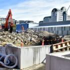 The discovery of buried asbestos has caused lengthy and expensive delays to the University of...