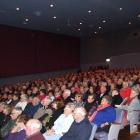 A full house at the Alexandra Memorial Theatre in 2015. Photo: ODT.