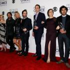 A US judge dismissed a lawsuit claiming that the hit CBS comedy The Big Bang Theory borrowed...