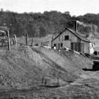 Coal mining near Dunedin: Christies' lower mine at Fairfield.- Otago Witness, 25.4.1917. Prints...
