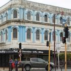 The corner of Dee and Don Sts, where the Invercargill Licensing Trust plans to build a hotel.