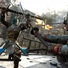 In 'For Honor' your choice is to play as one of three factions — the Legion (knights), the chosen...