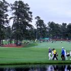 The golfing world is abuzz at the Masters Tournament this week with debate over whether the four...
