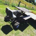 Wade Bovey was convicted of drink-driving while in control of a motorised picnic table but has...