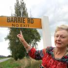 For years, descendants of Donald Borrie have talked about correcting the name of Barrie Rd, and...