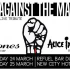 This post appeared on Re:Fuel Bar's Facebook page advertising the tribute acts. PHOTO: SUPPLIED