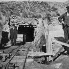 The Riccarton Company's No 1 coal mine, Saddle Hill. - Otago Witness, 25.4.1917.