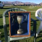 The White Horse Cup. Photo: supplied.