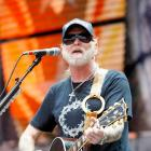 "Gregg Allman performs during the ""Farm Aid"" concert in New York in September 2007. Photo: Reuters"