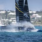 The start of racing could be postponed at the Louis Vutton Cup. Photo:  ACEA 2017 / Ricardo Pinto