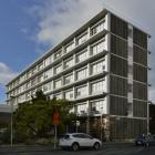 The life of the University of Otago's arts building has been extended by eight to 10 years. Photo...