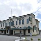 Disused Revingtons Hotel in Greymouth, now a ''hell of a mess'' after being taken over by...