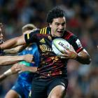 Chiefs winger James Lowe is heading overseas. Photo: Getty Images