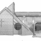 The Presbyterian church in Kaitangata could be turned into a multi-use facility containing the...