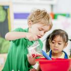 Schools are largely teaching baking recipes a study says. Photo: Getty
