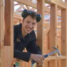 New Zealand Certified Builders Association Apprentice Challenge final winner Chris McLean, of...
