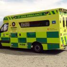 Single-crewed ambulances are soon to become a thing of the past. Photo: ODT files.