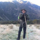 Hans Christian Tommarck went hunting on May 12. Photo: NZ Police