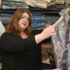 Dunedin Curtain Bank trust manager Tess Trotter says the trust only has four weeks of funding...