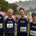 Leith filled the first four places in the open men's event at the 5km Barnes Cross-country...