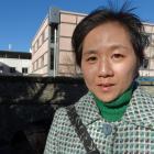 Still suffering: Mutsuko Morisue