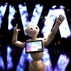 Robots may soon provide financial tips to investors. Photo: Reuters