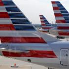 American Airlines said in a statement it was investigating the incident, which took place before the plane took off on a flight from San Francisco to Dallas. Photo: Reuters