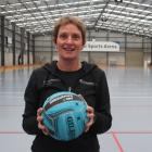 Facility manager Penny Batchelor is handing the whistle  over and moving on from her job at the...