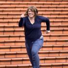 University of Otago postdoctoral fellow Dr Meredith Peddie. Photo: Peter McIntosh