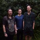 Dunedin's resident surf-rock sweethearts Koizilla (from left) Zac Nicholls, Connor Blackie, Josh...