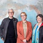 University of Otago Foreign Policy School co-directors Dr Simon Ryan, Associate Prof Jackie...